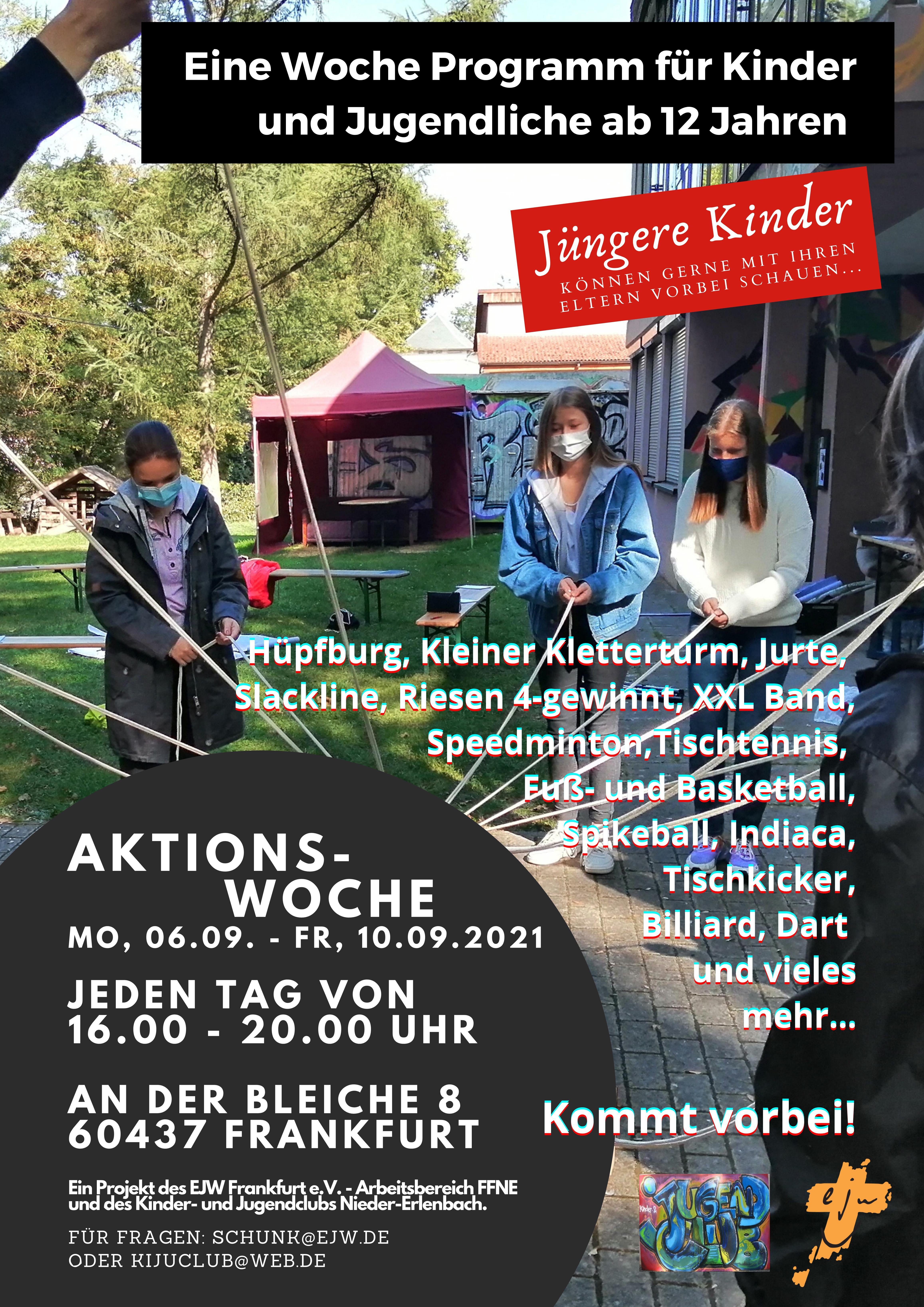 2021-09-01 Aktionswoche